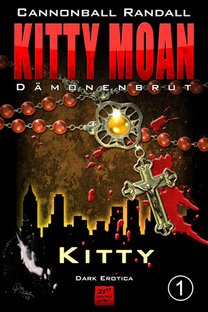 Buchcover Kitty Moan - Dämonenbrut 1: Kitty