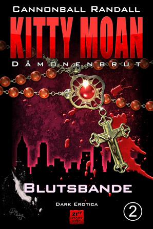 Buchcover: Kitty Moan 2 - Dämonenbrut: Blutsbande