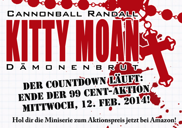 Kitty Moan Preis-Countdown